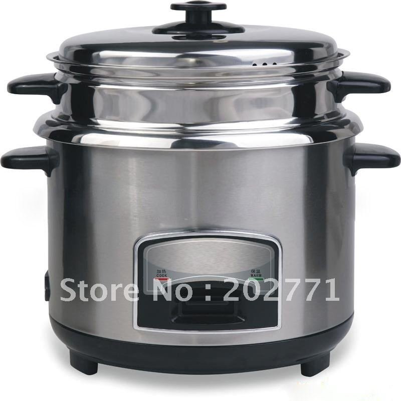 Brand new luxurious all steel electric rice cooker CFXB-40