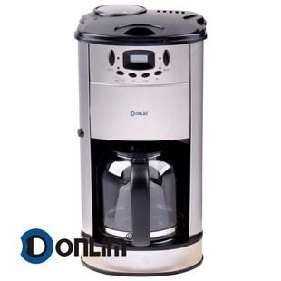 Coffee machine donlim xq-688t fully-automatic american coffee machine belt beans