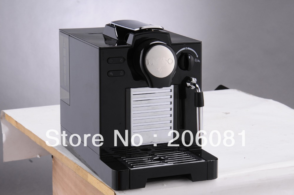 Hot sell Nespresso capsule coffee machine espresso capsule coffee maker automatic cappuccino maker with steaming function