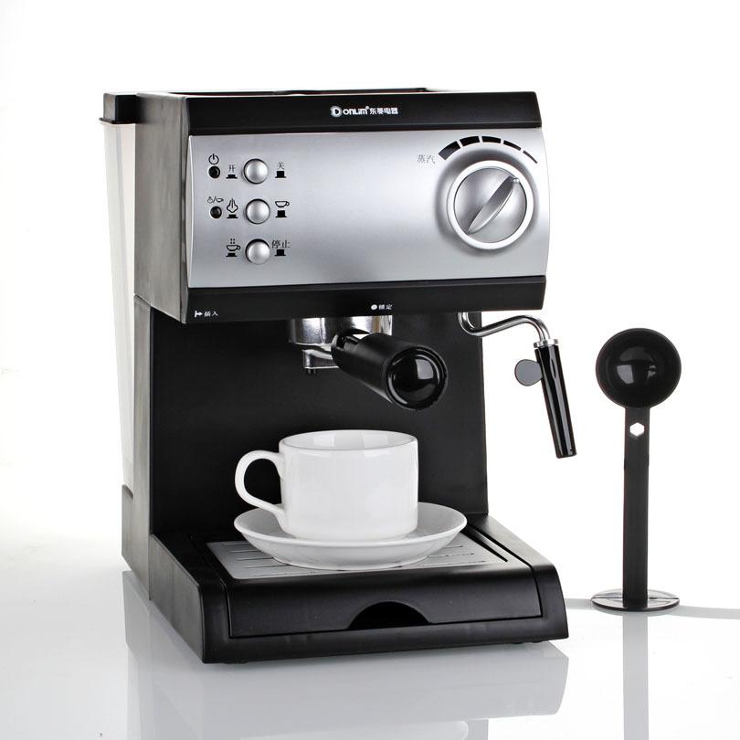Donlim cm-4622 italian steam coffee machine semi automatic espresso coffee machine