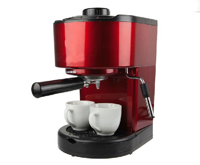 3A-C204 semi-automatic high-pressure steam espresso coffee machine for home with professional pump Free shipping