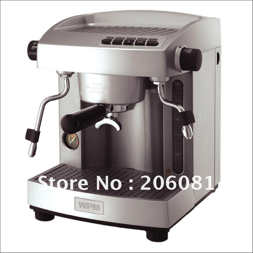 Professional espresso coffee machine(Excellent quality,elegant design,TECH)