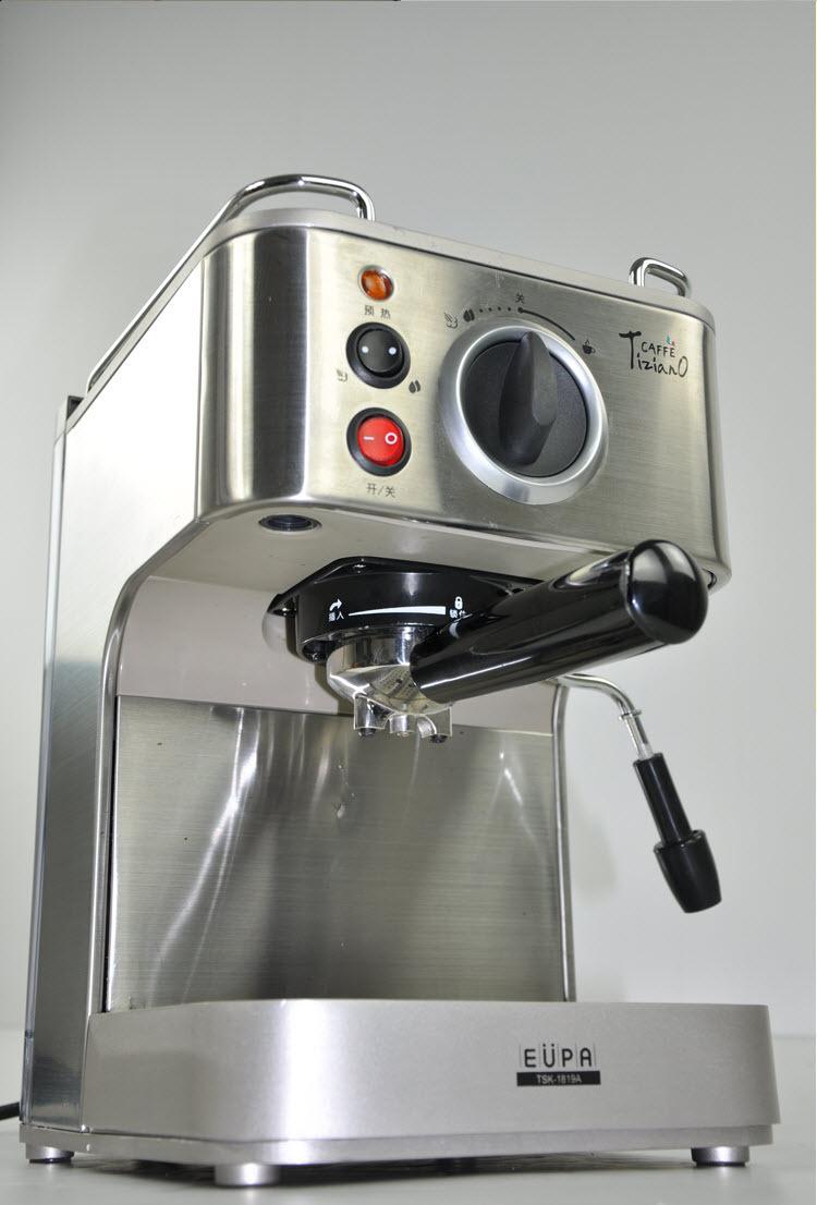 semi-automatic ESPRESSO CAPPUCCINO coffee machine coffee maker free shipping