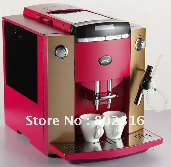 Fully Automatic Latte Coffee Maker