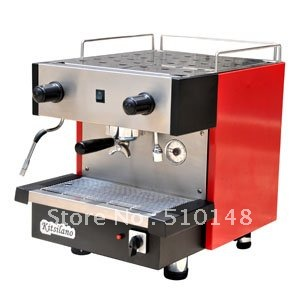 Espresso Coffee Machine(KT-6.1)/Single group/9 bar/Boiler:6 liters