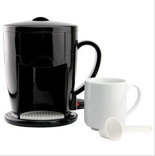 230V. 650W   65G household serving small coffee machine single coffee pot boiling coffee maker
