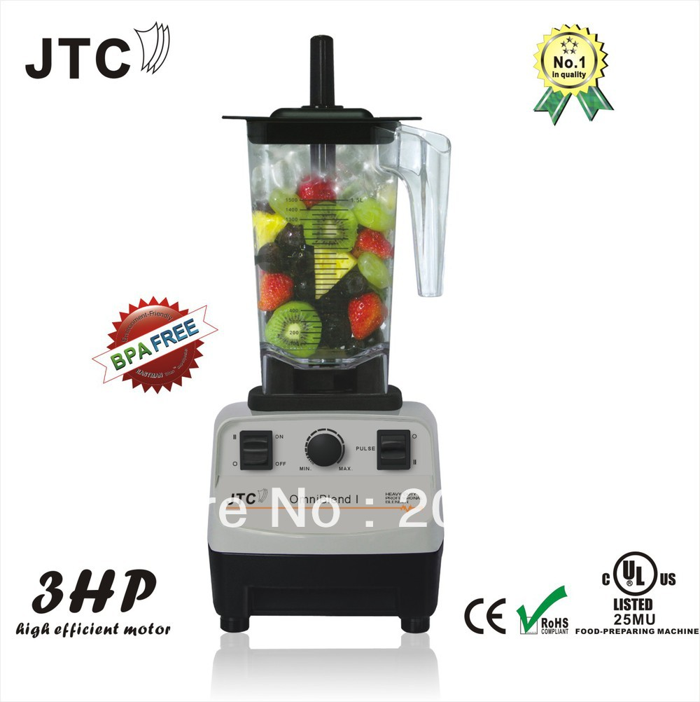 Commercial blender with BPA FREE jar, FREE SHIPPING, 100% GUARANTEED NO. 1 QUALITY IN THE WORLD
