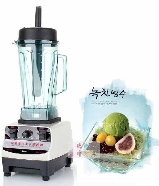 Free shipping 100%,1200W ,2L 30000RPM , high quality mixer ,commercial blender ,wholesale & retail
