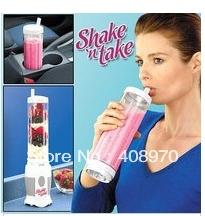 Free shipping Shake 'N Take Sports Bottle Mini Blender NEW As Seen on TV(ok-1150)