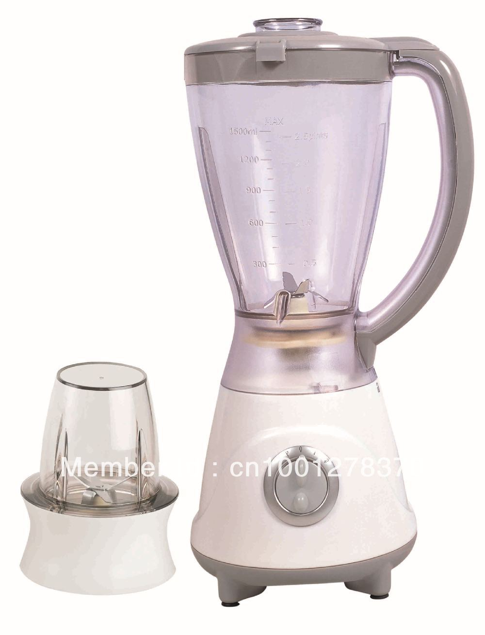 Hisun  mixer blender with safety lid-loking