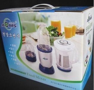 5 in 1 food mixer/blender/juicer/ ice crusing/dry grinder/meat chopper