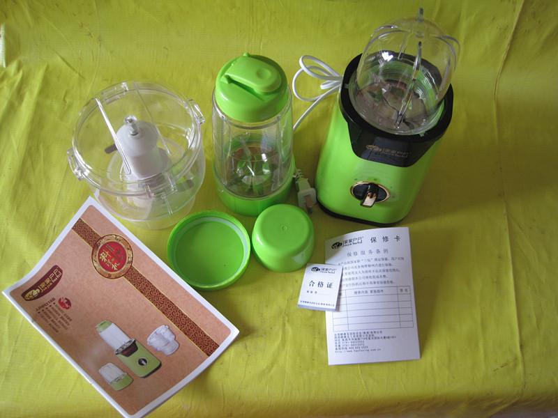 The kitchen cooking machine Wealthy star 318b summiteer machine soya-bean milk meat mixer multifunctional