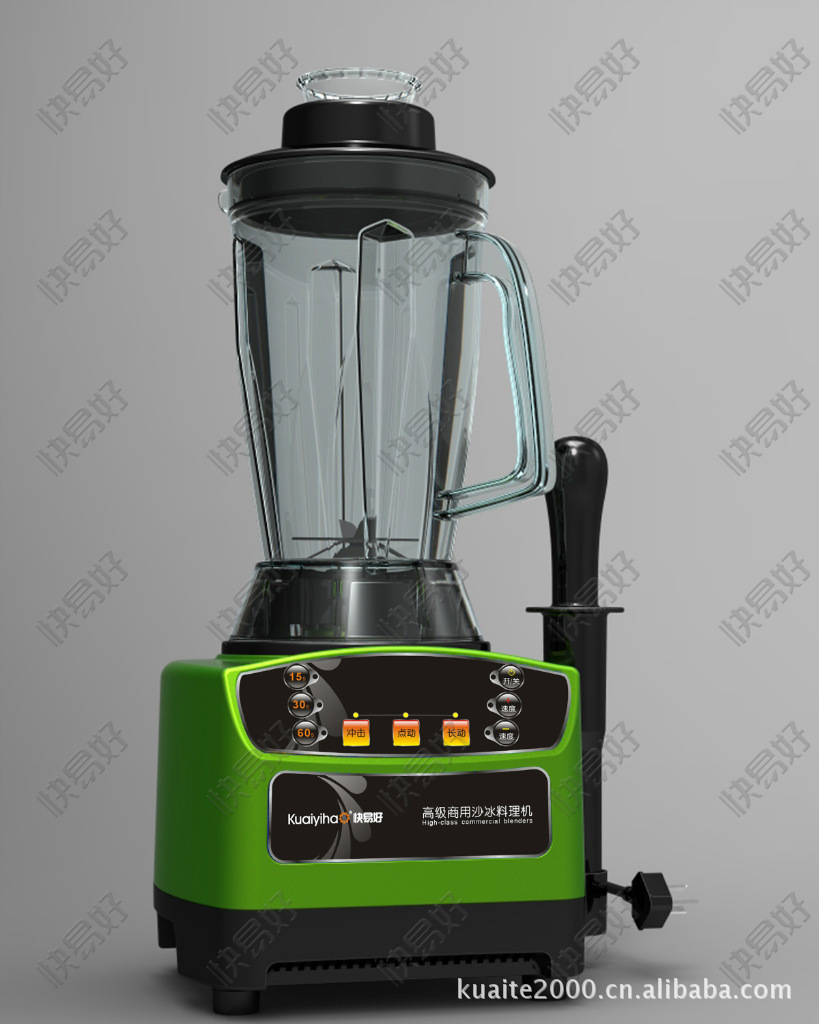 Fast shipping Heavy Duty Electric Commercial ice blender, kyh-502 2.2L ,Best quality !