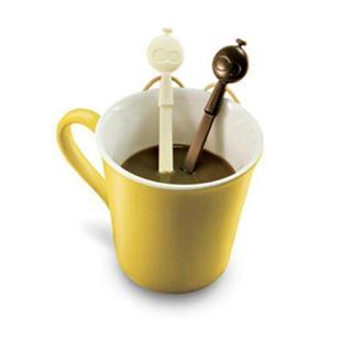 Anti lilliputian stirring rod coffee stirrers drink muddler