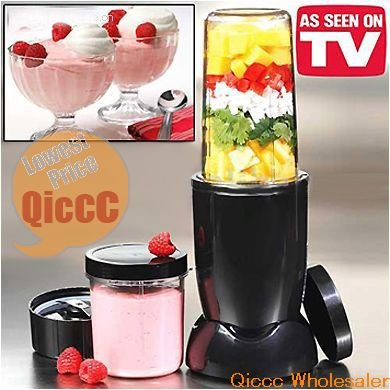 Wholesale 4pc/lot hot selling 220V 300 Watts Nuwave Twister Multi Purpose Blender as seen on tv Free shipping