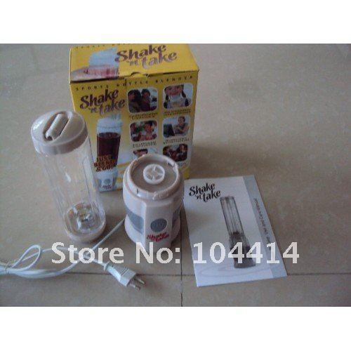Hot sell Electricity Juicer Mini Juicer Pocket Juicer Mini Blender 240pcs/lot