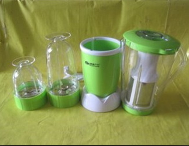 The kitchen cooking machine Wealthy star multifunctional cooking machine meat soya-bean milk baby food