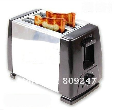 wholesale 10pieces /lot Home use automatic stainless toaster toaster toast oven toaster machine