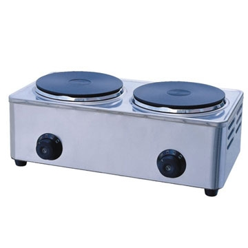 SHENTOP New Arrival! HEQ-2 Double Heads Hot Plate Cooker,rice cooker