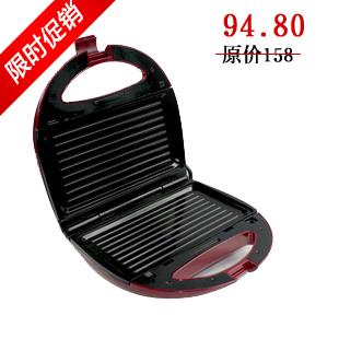 Sandwich bread machine mcmuffins machine stainless steel 3 set pan f4