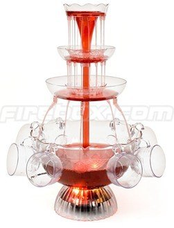 YY-866 mini red wine fountain machine/family equipment