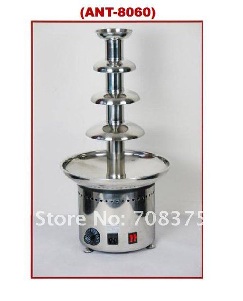 Wholesale NEW Commercial 4tiers High-grade chocolate fountain hire for buffet dinner wedding celebration ,big party