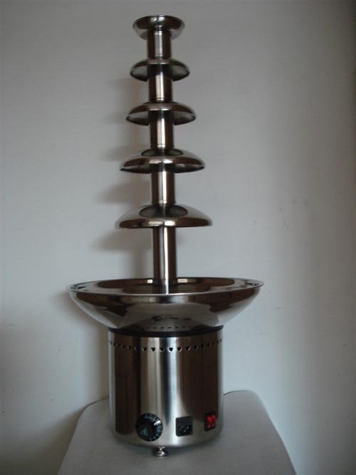 NEW DIY  5 layers High-grade commercial chocolate fountain co free shipping