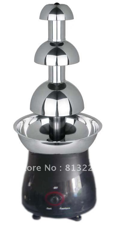 55CM 3 Layers Stainless Steel Mini Chocolate Fountain For Home Use!! Quality Absolutely Guaranteed!! Free Shipping