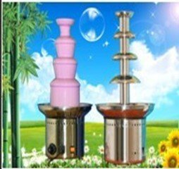 Stainless chocolate fountain machine/kitchen equipment