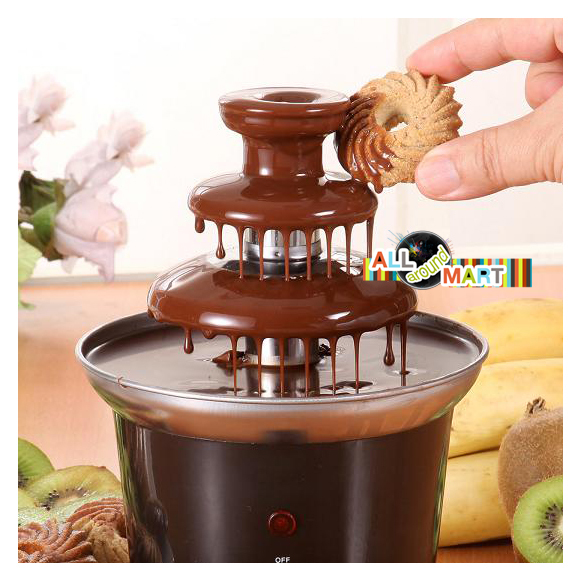 Christmas Gift Free Shipping Triple Chocolate Fountain Chocolate Tree Key Term Fondue Creative Birthday New Year Faimly Gift