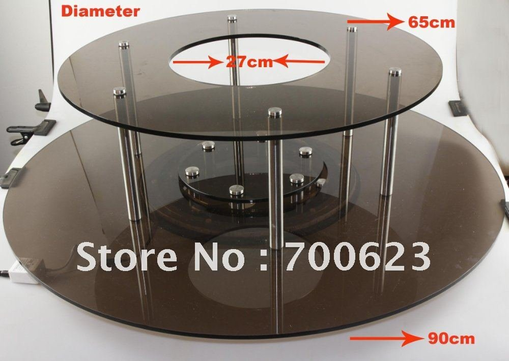 Free Shipping New surround Led Desk for chocolate fountain