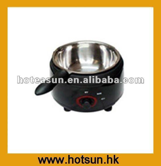 New 110V/220V Electric Chocolate Pro Melting Pot