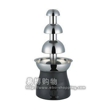 Luxury stainless steel 55 chocolate fountain machine commercial 1 chocolate