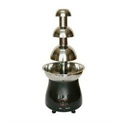 Guaranteed 100% Adjustable 3 Tier Electric Chocolate Fountain 2D free shipping