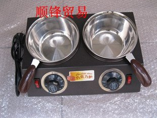 Chocolate melting pot, DIY chocolate warmer,chocolate maker,stock chocolate pot, wax warmmer-free shiping