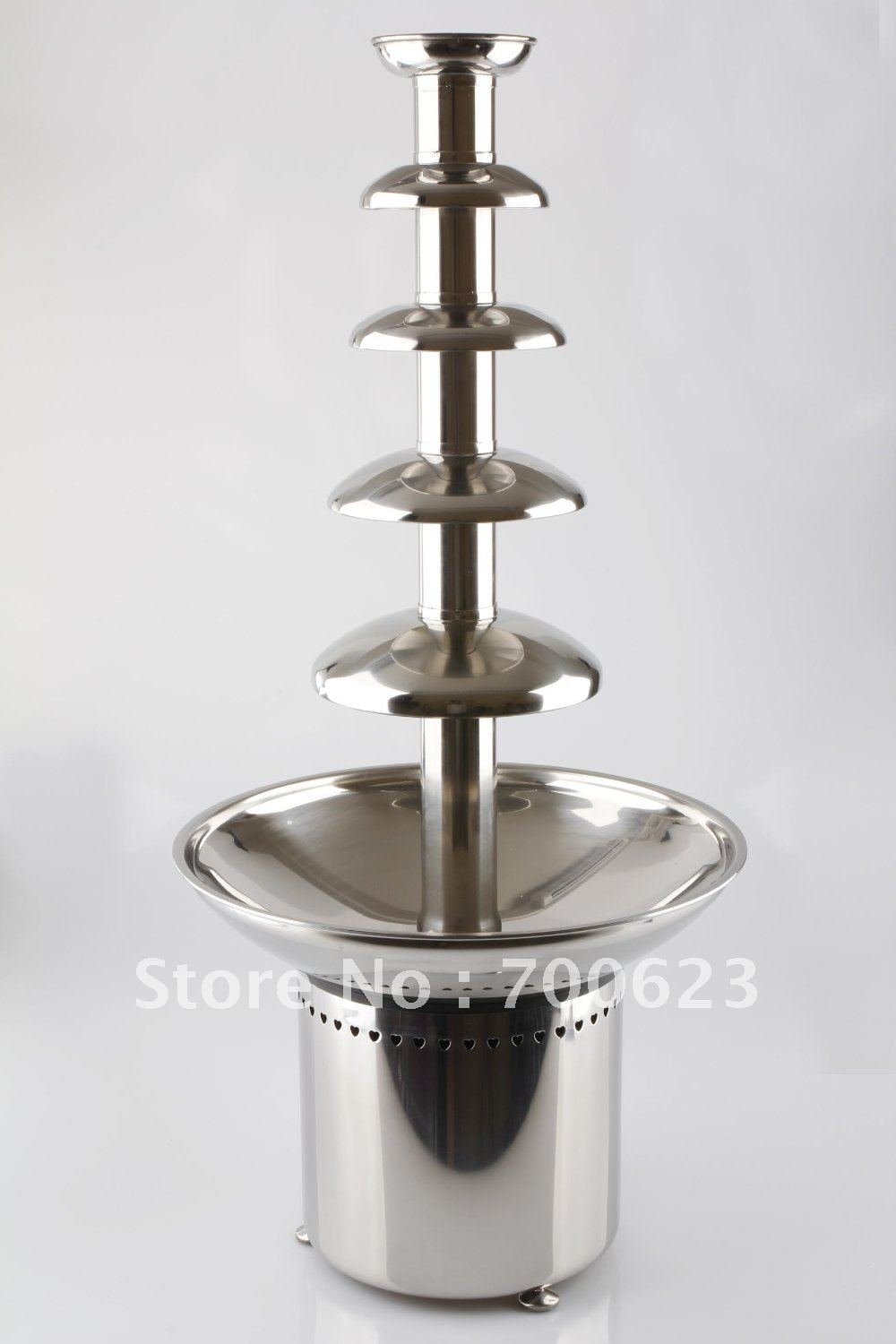 "New 304 Stainless Steel,31.5"" Commercial chocolate fountains,Free Shipping (ANT-8086)"