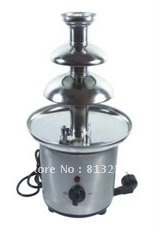 40CM 3 Tiers Stainless Steel Home Mini Chocolate Fountain Machine!! Quality Absolutely Guaranteed!! Free Shipping