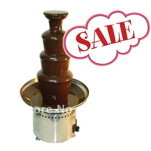 Free shipping ! 60cm-- Home/commercial use Chocolate Fountains for Sale(ECF-05)