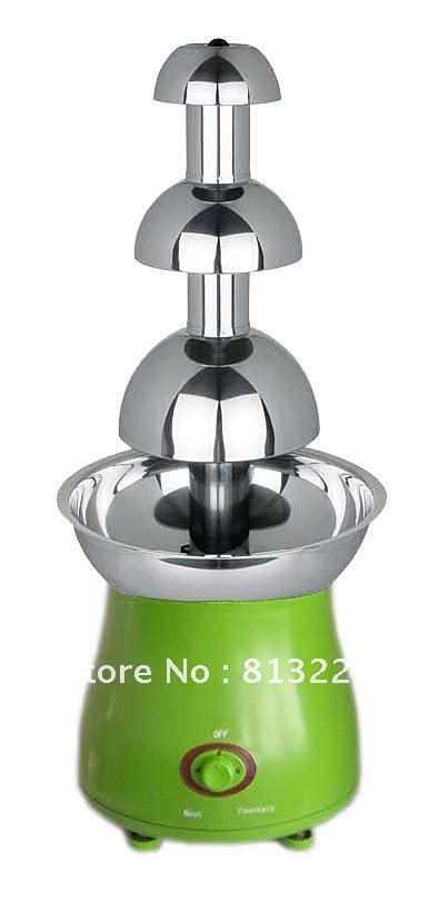 55CM 3 Tiers Stainless Steel Mini Home Chocolate Fountain Machine!! Quality Absolutely Guaranteed!! Free Shipping