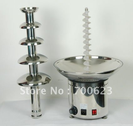 Free Shipping Commercial chocolate fountains