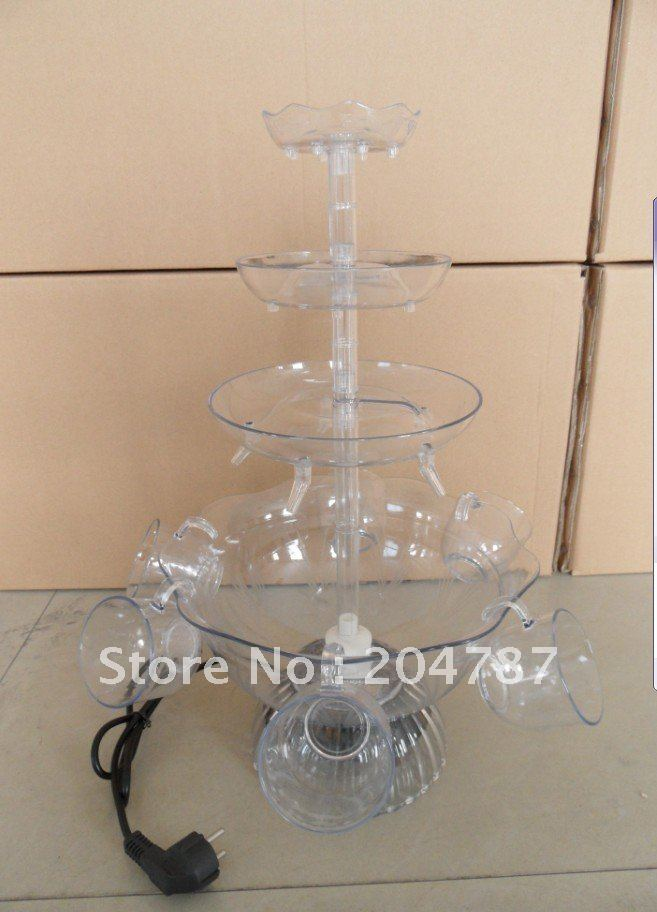 BIG HITS!! 3 TIERS WINE FOUNTAIN, COCKTAIL  FOUNTAINS, WENDDING FOUNTAIN