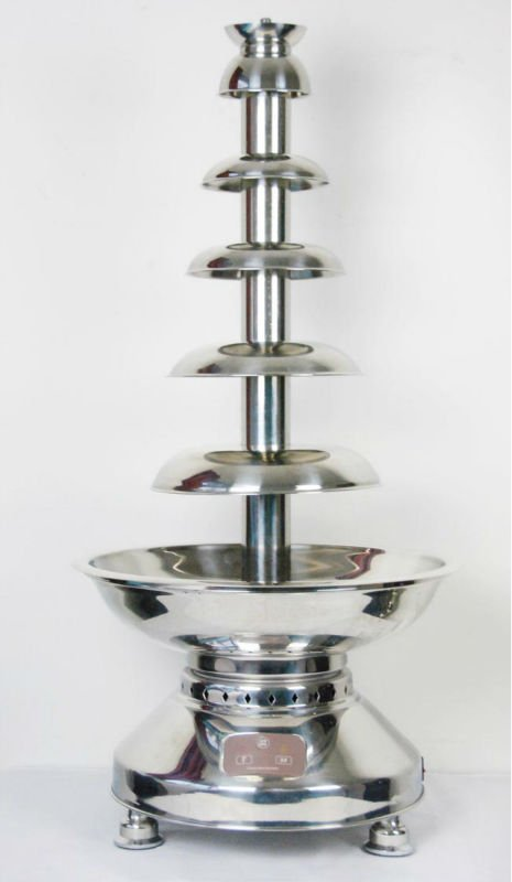 """39.5"""" 100cm,6 tiers,High-tech Commercial Chocolate fountain (100cm),"""