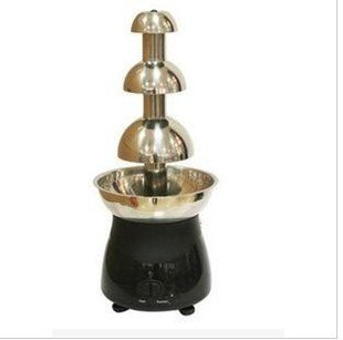 Free Shipping chocolate fountains 55CM*22.8cm