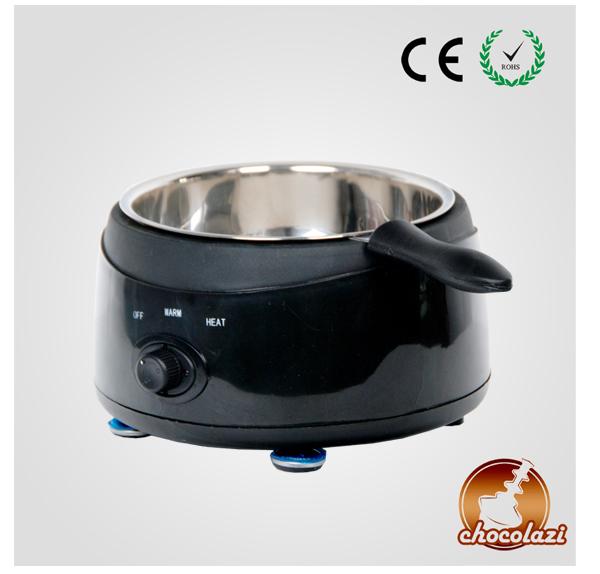 CHOCOLAZI ANT-8001 Stainless Steel Melting Pot Crucible
