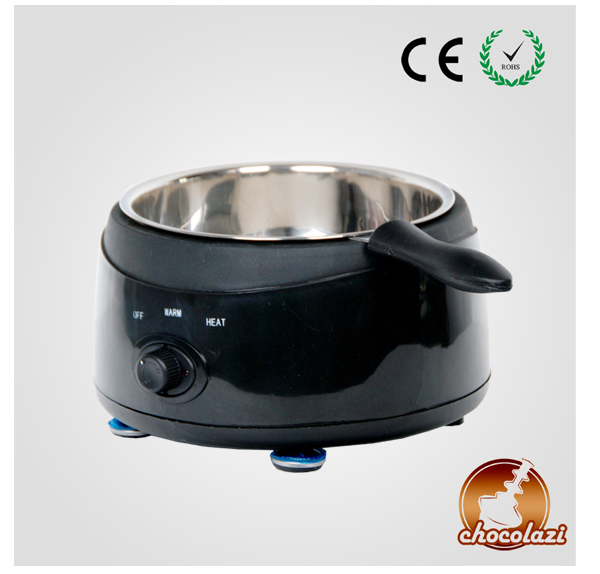 CHOCOLAZI ANT-8001 Stainless Steel Electric Melting Pots