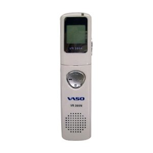 2GB Digital Voice Recorder with VOR Function + MIC or Telephone calls recording