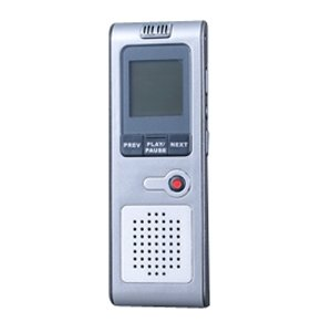 2GB Digital Voice Recorder-8 hours Continuing Recording