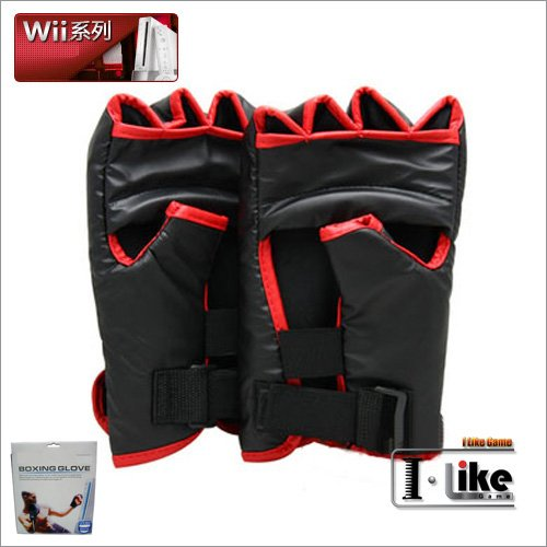 NEW Boxing Glove For Nintendo Wii Game Controller Sport