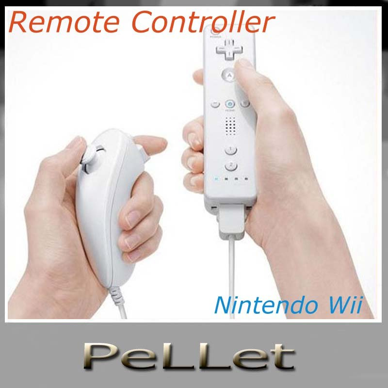 NJoysticks & Game Controllers & Skin For Nintendo Wii , GAME032T