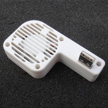 wholesale Free shipping USB Cooling Fan Cooler for Nintendo Wii